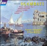 Giovanni Sgambati: Piano Quintet No. 1; Serenata Napoletana; Andante Cantabile; Gondoliera; Romanza