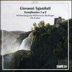 Giovanni Sgambati: Symphonies 1 & 2