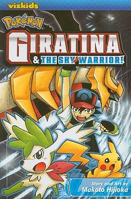 Giratina & the Sky Warrior! - Hijioka, Makoto