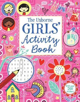 Girl's Activity Book - Various