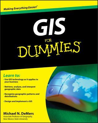 GIS for Dummies - DeMers, Michael N