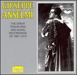 Giuseppe Anselmi Recordings 1907 - 13