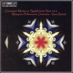 Giuseppe Martucci: Symphonies Nos. 1 & 2