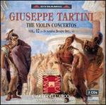Giuseppe Tartini: The Violin Concertos, Vol. 12 (In nomine Domini Dei ...)
