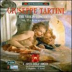 Giuseppe Tartini: The Violin Concertos, Vol. 15 (So che pietà non hai)