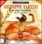 Giuseppe Tartini: The Violin Concertos, Vol. 17