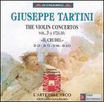 Giuseppe Tartini: The Violin Concertos, Vol. 3 (Il Crudel)