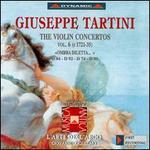 Giuseppe Tartini: The Violin Concertos, Vol. 6 (Ombra diletta)