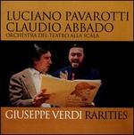 Giuseppe Verdi Rarities