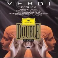 Giuseppe Verdi: Requiem [1972] - Carlo Cossutta (tenor); Christa Ludwig (vocals); Mirella Freni (soprano); Nicolai Ghiaurov (bass);...
