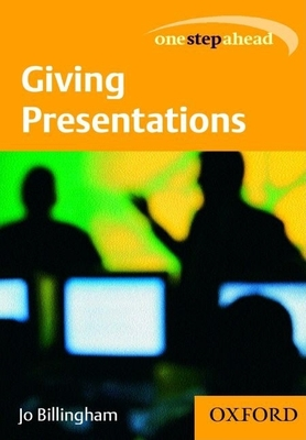 Giving Presentations - Billingham, Jo