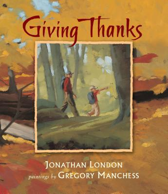 Giving Thanks - London, Jonathan