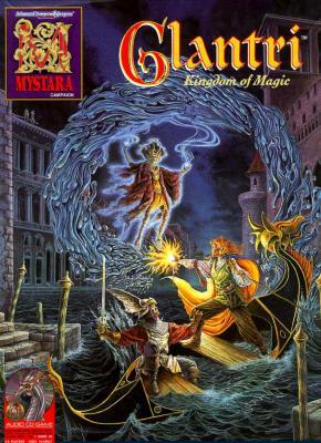 Glantri: Kingdom of Magic - Cook, Monte, and Heard, Bruce