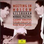 Glazunov, Kabalevsky: Violin Concertos