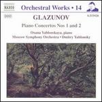 Glazunov: Piano Concertos Nos. 1 & 2