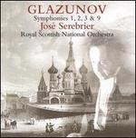 Glazunov: Symphonies Nos. 1, 2, 3, & 9