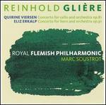 Glière: Concertos for Cello & Horn