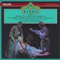 Glinka: Ruslan and Lyudmila - Anna Netrebko (vocals); Galina Gorchakova (soprano); Gennady Bezzubenkov (vocals); Irina Bogachova (vocals);...