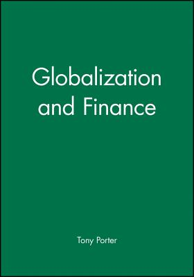 Globalization and Finance - Porter, Tony