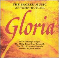Gloria: The Sacred Music of John Rutter [2005] - Caroline Ashton (vocals); Eric Allen (tympani [timpani]); Eric Allen (percussion); Gary Kettel (percussion);...