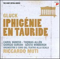 Gluck: Iphigénie en Tauride - Angelo Veccia (vocals); Anna Zoroberto (vocals); Carol Vaness (vocals); Enrico Turco (vocals); Giorgio Surjan (vocals);...