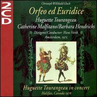 Gluck: Orfeo ed Euridice - Barbara Hendricks (vocals); Catherine Malfitano (vocals); Huguette Tourangeau (vocals);...