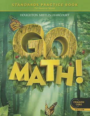Go Math!, Grade 1: Student Practice Book - Houghton Mifflin Harcourt (Creator)