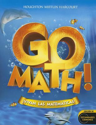 Go math vivan las matematicas book by houghton mifflin harcourt houghton mifflin harcourt prepared for fandeluxe Gallery