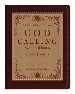 God Calling Devotional Journal - Russell, A J, Captain (Editor)