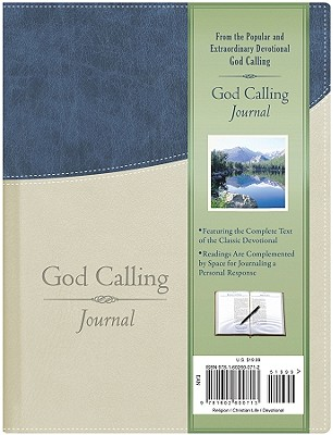 God Calling Journal - Russell, A J, Captain (Editor)