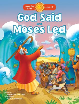 God Said and Moses Led - Holder, Jennifer