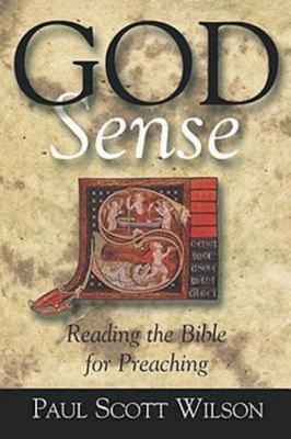 God Sense - Wilson, Paul Scott