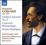 Godard: Violin Concerto No. 2; Concerto Romantique: Sc�nes Po�tiques