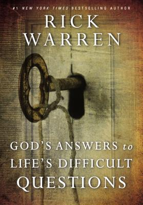 God's Answers to Life's Difficult Questions - Warren, Rick, D.Min.