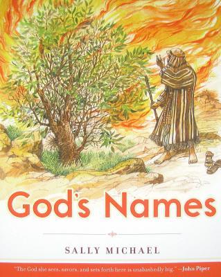 God's Names - Michael, Sally