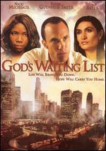 God's Waiting List - Duane Adler