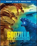 Godzilla: King of the Monsters [Includes Digital Copy] [Blu-ray/DVD]
