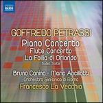 Goffredo Petrassi: Piano Concerto; Flute Concerto