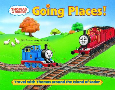 Going Places! - Awdry, Wilbert Vere, Reverend