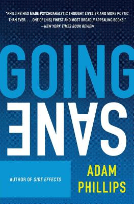 Going Sane - Phillips, Adam