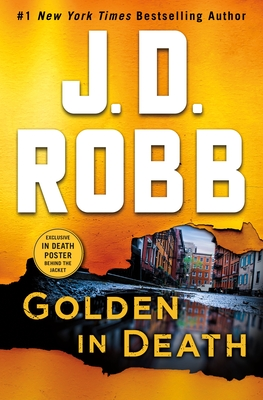 Golden in Death: An Eve Dallas Novel - Robb, J D