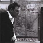 Golden Piano Angel