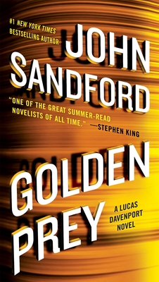 Golden Prey - Sandford, John