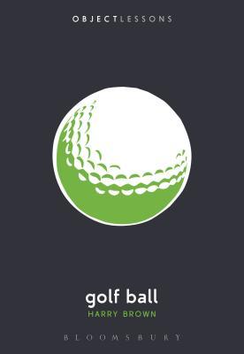 Golf Ball - Brown, Harry