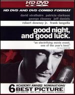 Good Night, and Good Luck [HD] - George Clooney