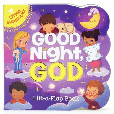 Good Night, God - Sosa, Daniela (Illustrator), and Swift, Ginger, and Cottage Door Press (Editor)