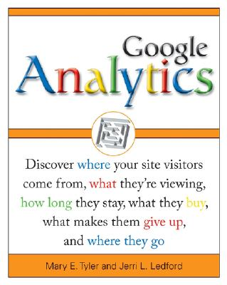 Google Analytics - Tyler, Mary E, and Ledford, Jerri L