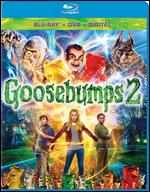 Goosebumps 2 [Includes Digital Copy] [Blu-ray/DVD] - Ari Sandel