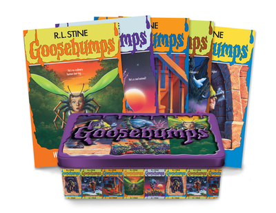 Goosebumps 25th Anniversary Retro Set - Stine, R. L.