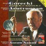 Gorecki: Symphony No. 3; Aruty: Trumpet Concerto